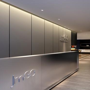 「坚果JMGO」办公室空间