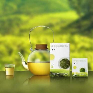 旗美 袋泡茶系列包装设计