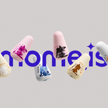 包装设计|momeis魔美